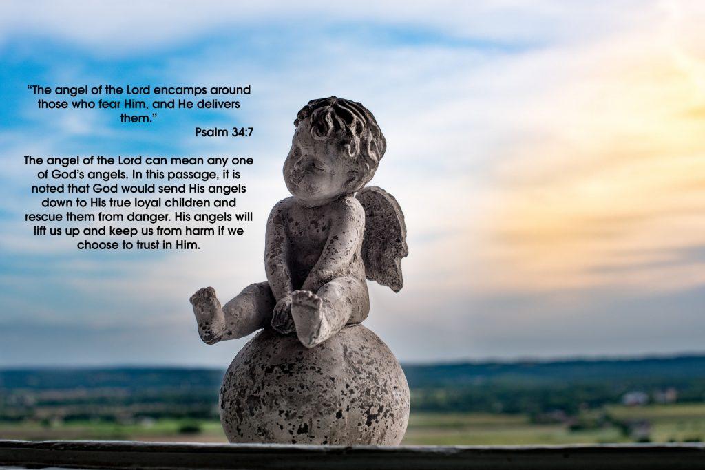 joan marie ambrose angel statue power angels